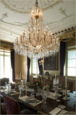 Mansion - Dining Room