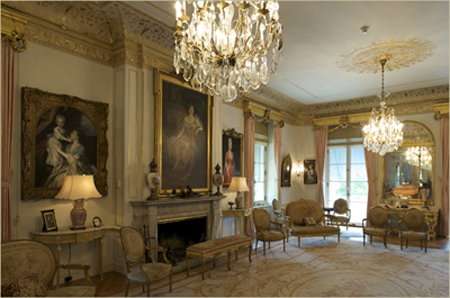 Drawing Room Nemours Mansion